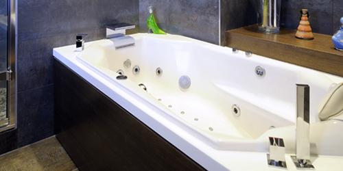 baignoire balnéo une place Adagio