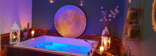 les bienfaits d'un bain aromatique