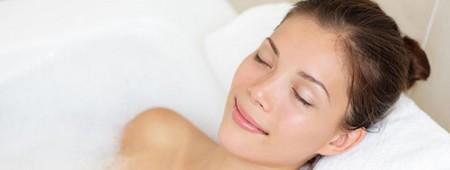 Baignoire - balnéothérapie - relaxation - anti-stress