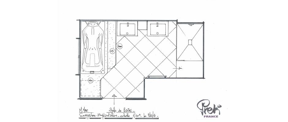 fabricant concepteur de salle de bain. Black Bedroom Furniture Sets. Home Design Ideas